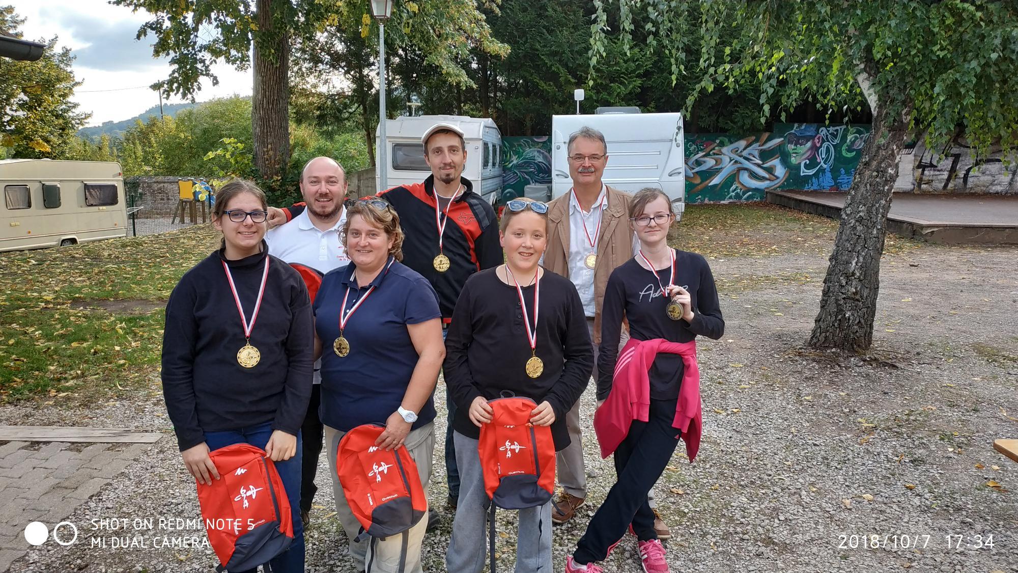 Concours Nature CAPH du 7 septembre 2018
